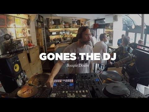 Gones The DJ • DJ Set • Le Mellotron