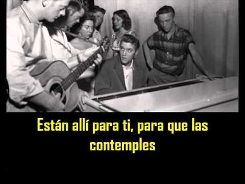 , title : 'ELVIS PRESLEY -  I asked the Lord ( con subtitulos en español )'