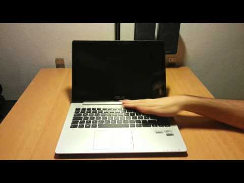 Asus Vivo Book S400 Unboxing English HD