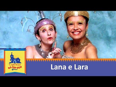 Lana e Lara - Castelo Rá-Tim-Bum