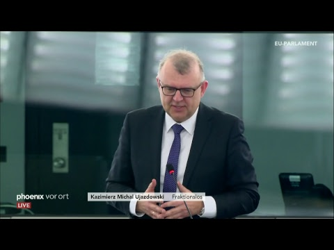 Debatte im Europäischen Parlament zur Zukunft Europas ( ...