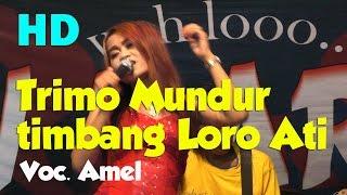 IKLAS Dangdut Koplo TRIMO MUNDUR TIMBANG LORO ATI Voc. Amel Bareka HOT 🔥 FULL HD