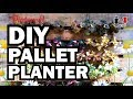DIY Pallet Planter, Corinne VS Pin #34 waptubes