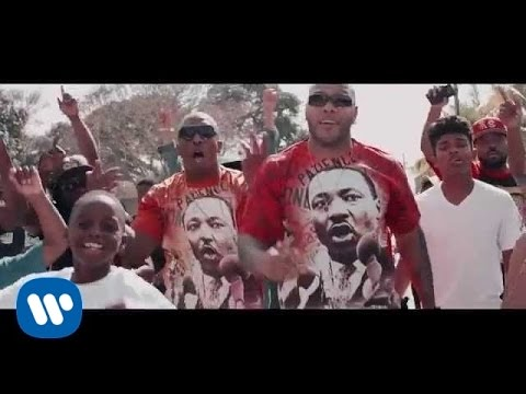 FLO RIDA「Once In a Lifetime」Official Video