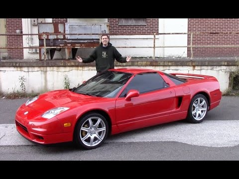 Here's Why This Acura NSX Is Worth $125,000