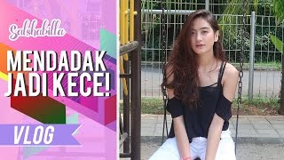 Video SALSHABILLA #VLOG - MENDADAK JADI KECE!! MP3, 3GP, MP4, WEBM, AVI, FLV Mei 2017