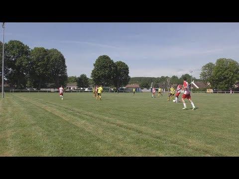 Occasions lors du match amical Etrépilly vs Vétérans de Pommeuse (2-7) (28-05-2017)