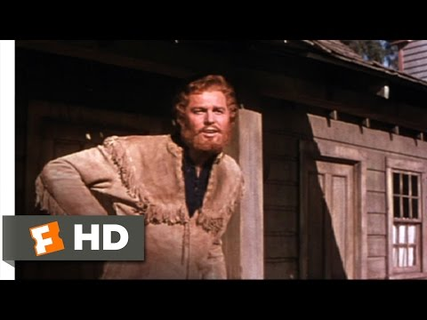 Seven Brides for Seven Brothers (2/10) Movie CLIP - Bless Your Beautiful Hide (1954) HD