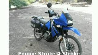 5. 2009 Kawasaki KLR 650 Specification