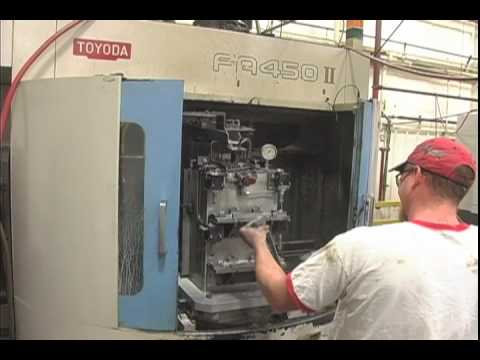 Anderson Machining Service, Inc. - Excellence In Precision CNC Machining