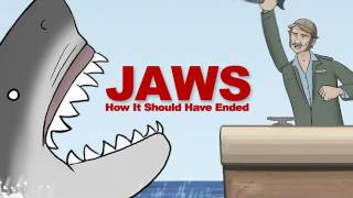 How Jaws Should Have Ended