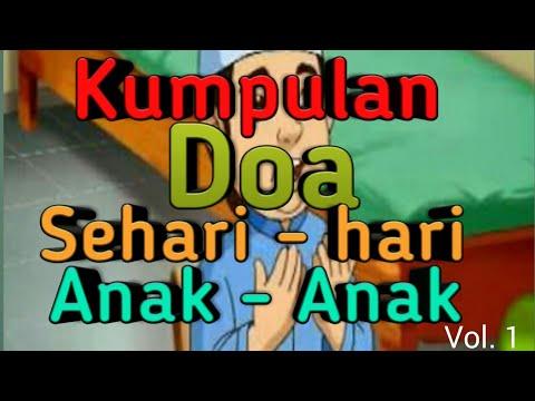 Download Video Kumpulan Doa Anak Lengkap Sehari-hari Bahasa Arab Beserta Artinya [Part.1]