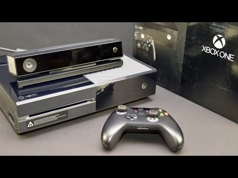 DetroitBORG - Detailed unboxing and overview of the Xbox One