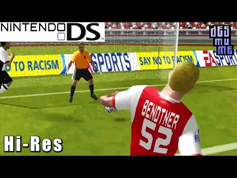 FIFA 11 - Nintendo DS Gameplay High Resolution (DeSmuME)