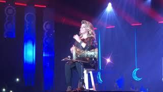 המופע הגרנדיוזי של שרית חדד: מיתרי הקול שלה לא צריכים ספקטקל