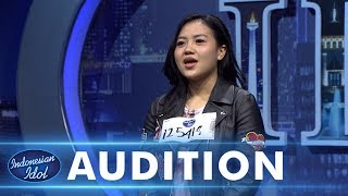 Video Judika jadi penyanyi latarnya Irine Septiani! - AUDITION 1 - Indonesian Idol 2018 MP3, 3GP, MP4, WEBM, AVI, FLV Agustus 2018