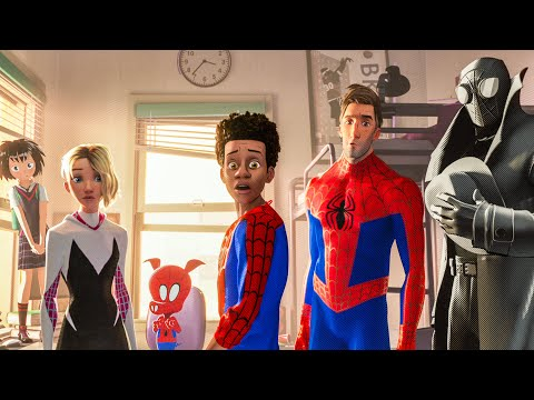 SPIDER-MAN: INTO THE SPIDER-VERSE - 6 Minutes Trailers (2018)