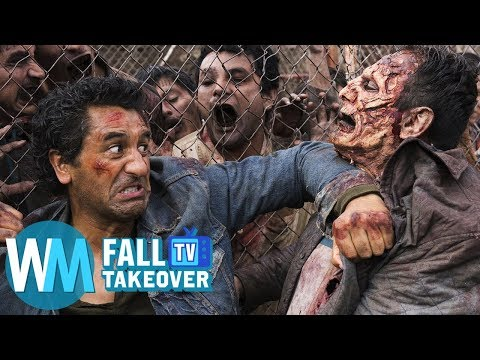Top 10 Moments from Fear the Walking Dead