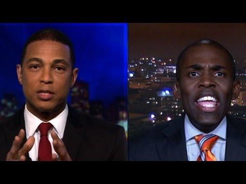 CNN host, guest spar over alleged GOP assault