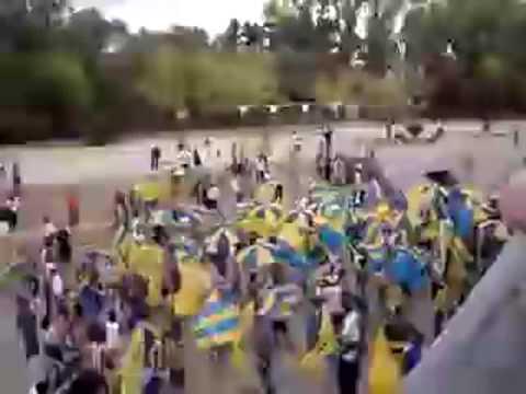 Video - Yo se Muy Bien Que pasare La Vida Entera....(8)   LOS GUERREROS   - Los Guerreros - Rosario Central - Argentina