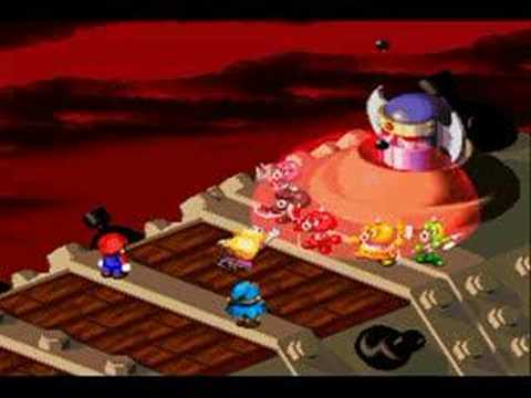 preview-Super Mario RPG Game Review (Snes/Wii)