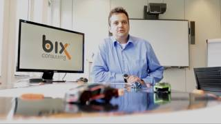 Sebastian Blötz, Solution Architect bei bix, über Digitalisierung
