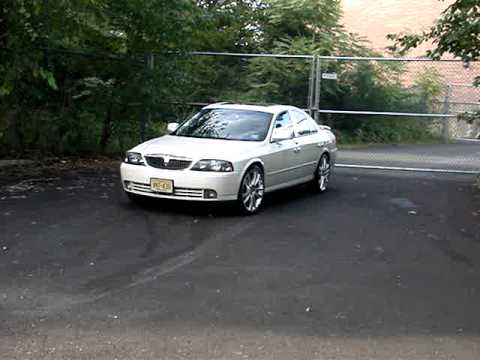 Lincoln LS with Senta Wheels