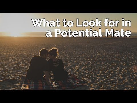 What to Look for in a Potential Spouse