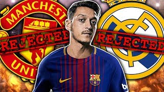 BREAKING: Barcelona CLOSE To Signing Mesut Ozil In January! | Transfer Talk by Football Daily