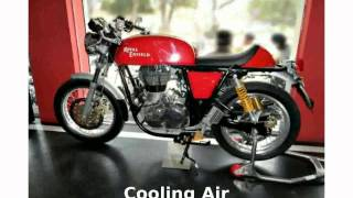 2. 2014 Royal Enfield Continental GT Cafe Racer Specification & superbike