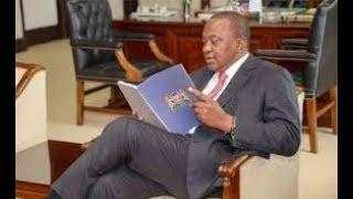 President Kenyatta receives BBI report