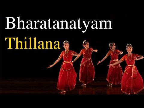 Video Bharatanatyam – Thillana (Hindolam) a rhythmic piece in Carnatic music download in MP3, 3GP, MP4, WEBM, AVI, FLV January 2017
