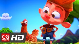 "Video CGI Animated Short Film ""Swiff"" by ESMA 