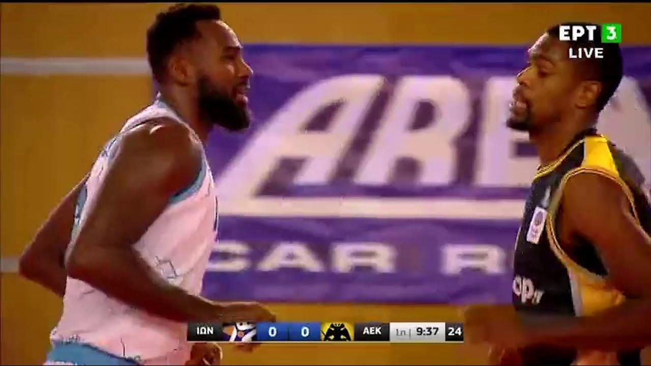 Basket League | Ιωνικός Νικαίας – ΑΕΚ 68-81 | HIGHLIGHTS | 24/10/2020 | ΕΡΤ