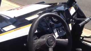 7. 2013 Polaris RZR XP 900 4 blackwhite