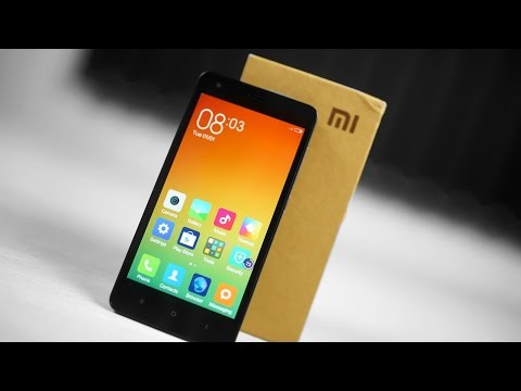 Xiaomi Redmi 2A - Unboxing & Hands On! (4K)