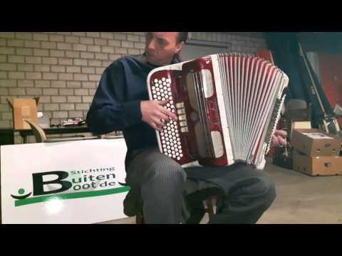 Save the last dance for me   The Drifters  gespeeld door johan anders dan op accordeola accordeon
