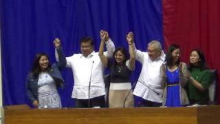 Leni Robredo proclaimed as Vice President