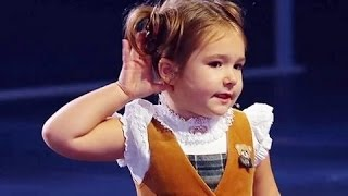 Video الطفلة المعجزة ذو 4 سنوات تبهرالعالم  بتحدثها 7 لغات فى برنامج أناس مذهلون MP3, 3GP, MP4, WEBM, AVI, FLV Maret 2019
