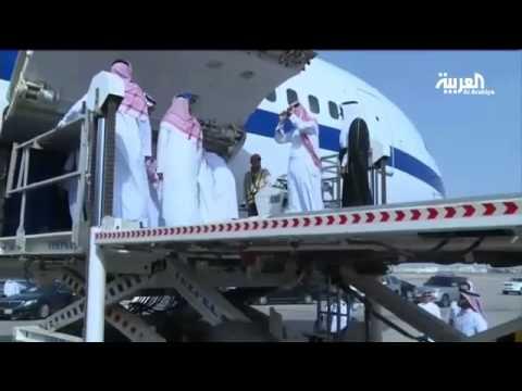 #فيديو :: وصول جثمان الأمير سعود الفيصل -رحمه الله - إلى جدة