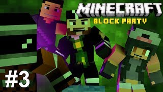 Minecraft: Block Party Mini-Game - Ep.3 - I AM THE MASTER! w/ Cavemanfilms and friends!