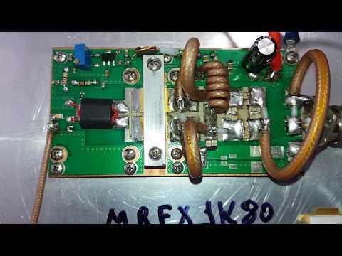 PALLET FM 88-108MHZ 1530 WATTS MRFX1K80H