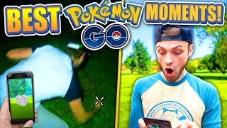 "Some of my BEST moments from playing Pokemon GO for 1 YEAR! :)► ALL my Pokemon GO videos - https://www.youtube.com/playlist?list=PLZ53q68oHkKZ3h-xO_SH7nPxpf1kefMUAEnjoyed the video? Hit 👍 ""LIKE"" 👍 - Thank you!Hey there - I'm Ali-A! Thanks for watching one of my videos! :) This is my channel where I play ANY games I'm having fun playing to share with YOU all. Make sure you're checking out more of my videos and ""SUBSCRIBE"" to be notified every time I upload. Thanks - Enjoy the video! :D► NEW Ali-A Merch!• Store - http://AliAShop.com► Follow me!• Facebook - http://facebook.com/AliAarmy• Twitter - http://www.twitter.com/OMGitsAliA• #AliAapp (iOS) - http://tinyurl.com/9u5h3d8 • #AliAapp (Android) - http://tinyurl.com/bz8kjbs• Host your own Minecraft servers here:http://gizmoservers.com (""AliA"" 20% off)• Cheapest games - https://www.g2a.com/r/AliA• The headset I use - http://bit.ly/1dXHELh• How I record ALL my gameplay:http://e.lga.to/aSubscribe for more videos!- MoreAli-A---Video uploaded & owned by Ali-A! (PG, Family Friendly + No Swearing!)"