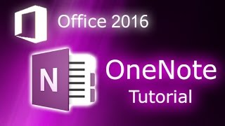 Microsoft OneNote 2016 - Full Tutorial for Beginners [+ General Overview]*