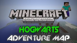 EPIC Hogwarts Re-creation W/ Download (Custom Adventure/Quest Map) [HARRY POTTER]