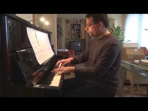 Albinoni/Giazotto: Adagio in Sol minore - Piano Solo