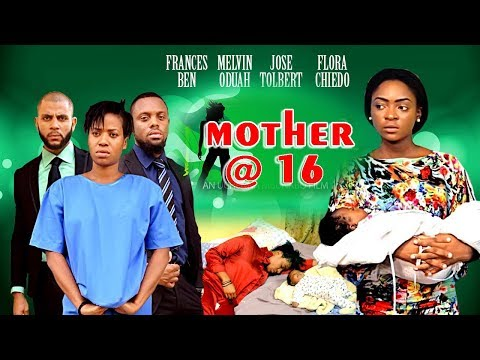 Mother @ 16 1&2 - 2018 Latest Nigerian Nollywood Movie/African Movie/Family Movie Full HD