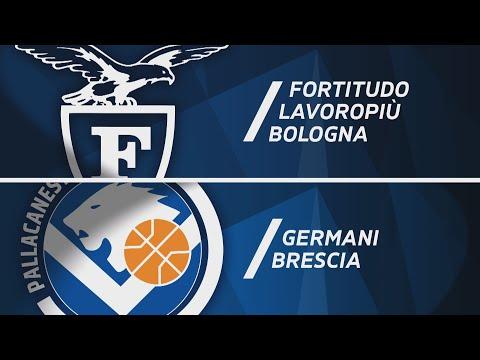 Serie A 2020-21 highlights: <br>Fortitudo Bologna-Germani Brescia