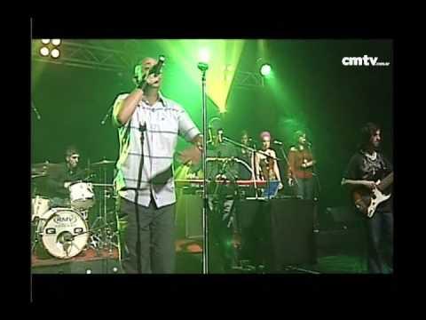 Bahiano video Nómade - CM Vivo 3/9/2008