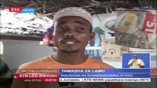 Shamrashamra nyingi katika tamasha za Lamu